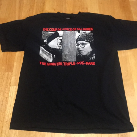 Christmas Story T Shirts.A Christmas Story T Shirt